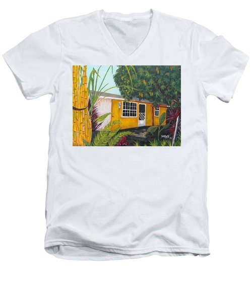 Vivir La Vida Men's V-Neck T-Shirt