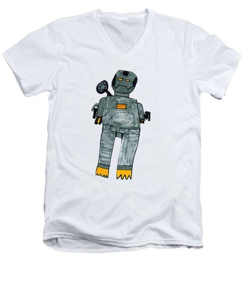 War Machine Men's V-Neck T-Shirt