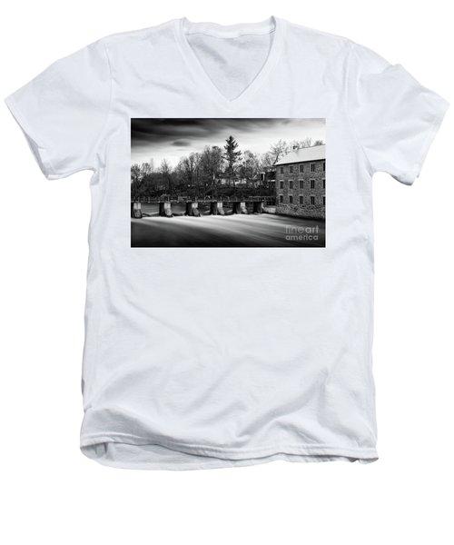 Watson's Mill Men's V-Neck T-Shirt