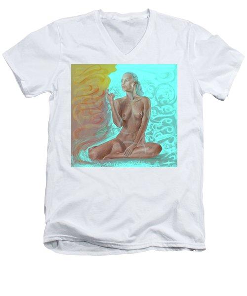Worth Men's V-Neck T-Shirt