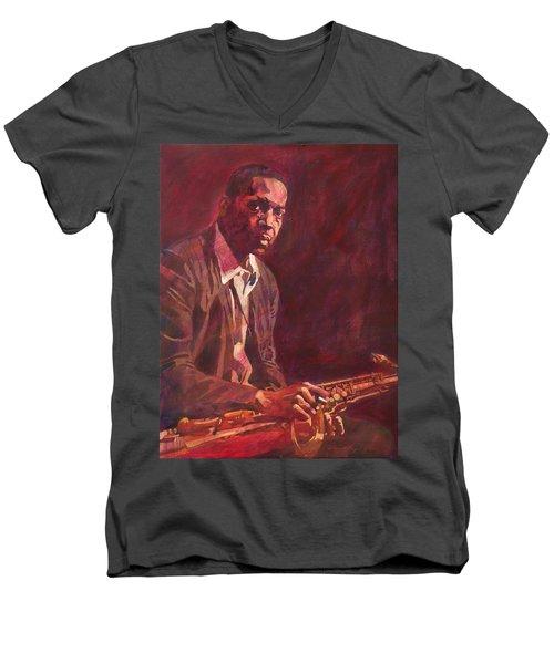A Love Supreme - Coltrane Men's V-Neck T-Shirt