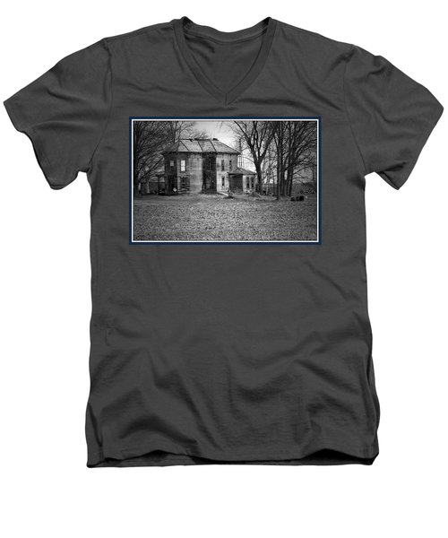 An Old Homestead Men's V-Neck T-Shirt