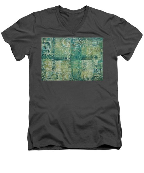 Mesopotamia Men's V-Neck T-Shirt