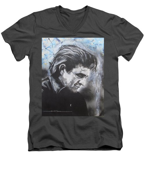 Prison Blues Men's V-Neck T-Shirt