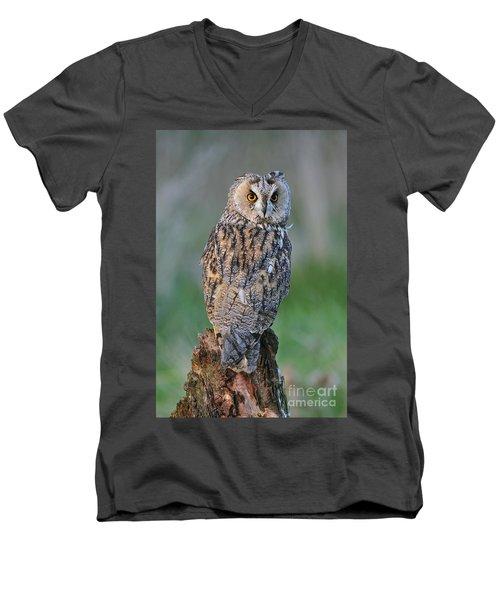 090811p316 Men's V-Neck T-Shirt