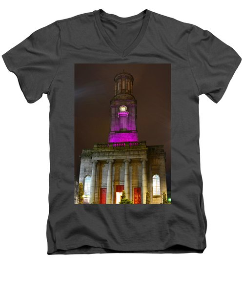 Aberdeen Arts Centre Men's V-Neck T-Shirt