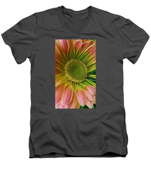 Men's V-Neck T-Shirt featuring the photograph Beauty Within by Bruce Bley