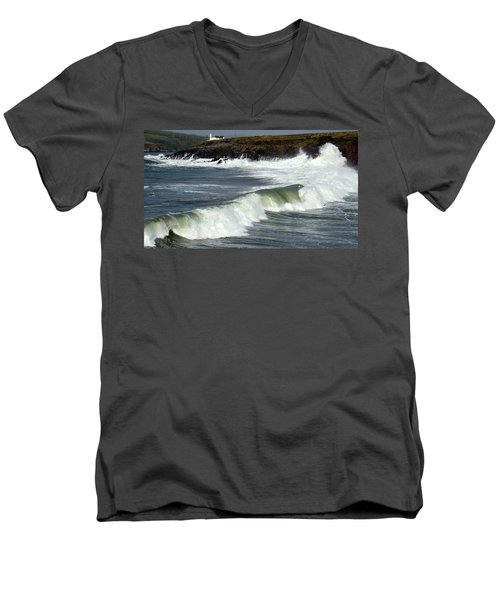 Big Swell Men's V-Neck T-Shirt