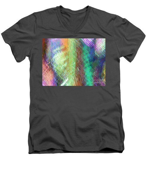 Celeritas 38 Men's V-Neck T-Shirt