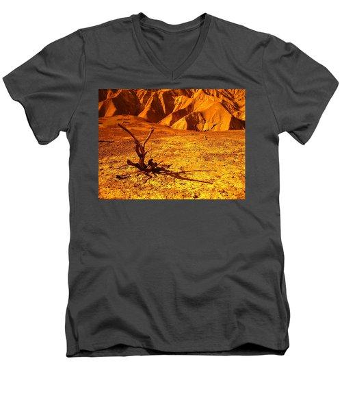 Clean Slate Men's V-Neck T-Shirt