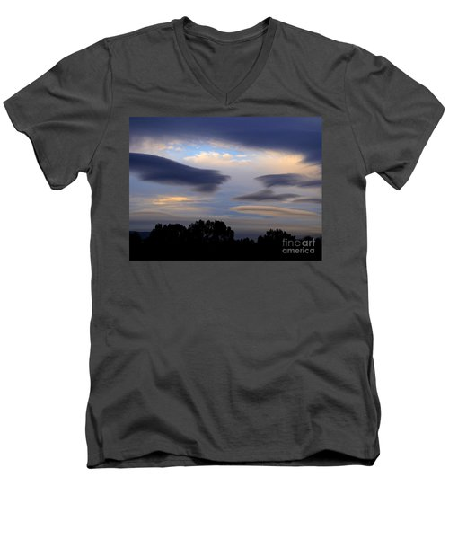 Cloudy Day 2 Men's V-Neck T-Shirt