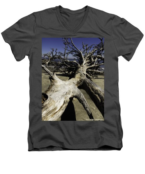 Driftwood Men's V-Neck T-Shirt