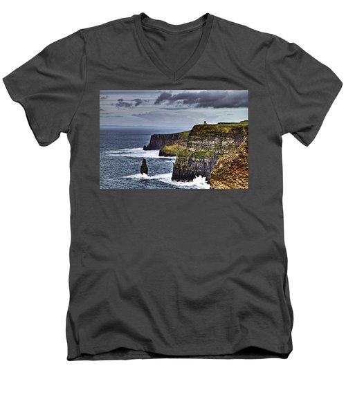 Evermore Men's V-Neck T-Shirt