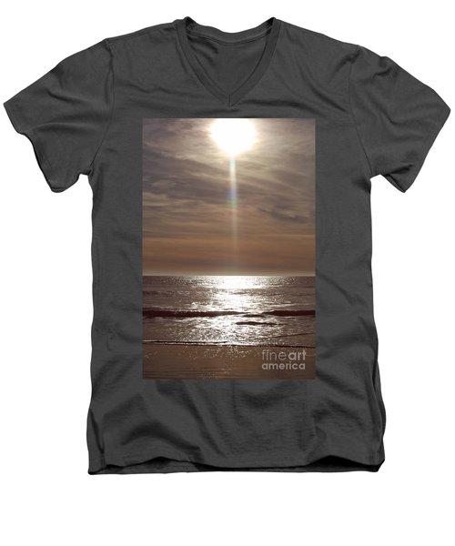 Fine Art Photography Men's V-Neck T-Shirt
