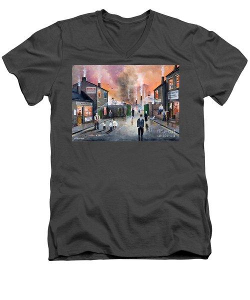 Images Of The Black Country Men's V-Neck T-Shirt
