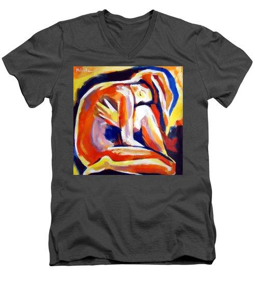 Innerthoughts Men's V-Neck T-Shirt