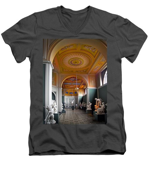 Kopenhavn Carlsberg Glyptotek 08 Men's V-Neck T-Shirt