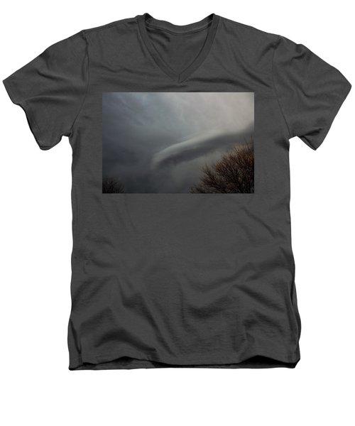 Let The Storm Season Begin Men's V-Neck T-Shirt