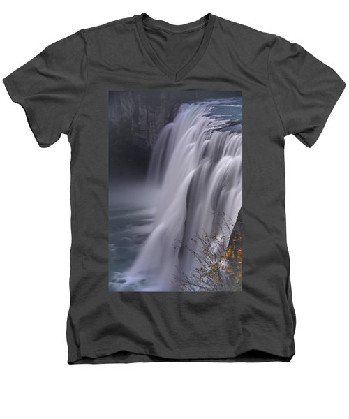 Mesa Falls Men's V-Neck T-Shirt