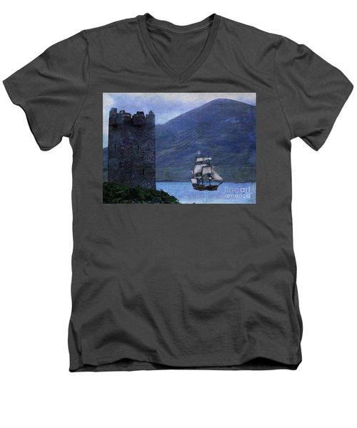 Petitioning The Queen Men's V-Neck T-Shirt