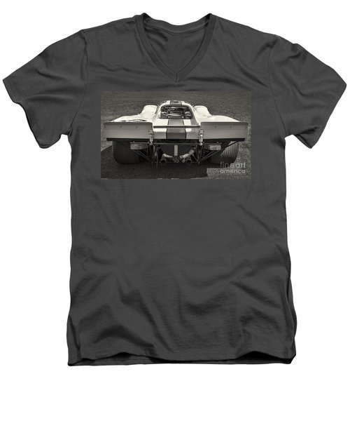 Porsche 917k Men's V-Neck T-Shirt