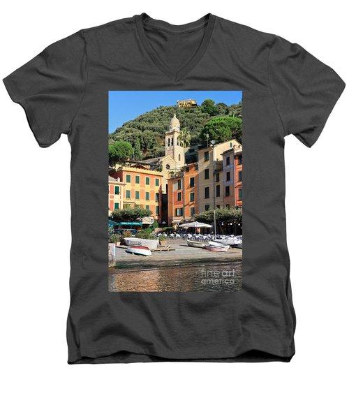 Portofino Men's V-Neck T-Shirt