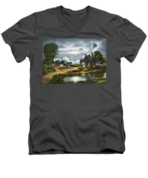 Quiet Life Men's V-Neck T-Shirt