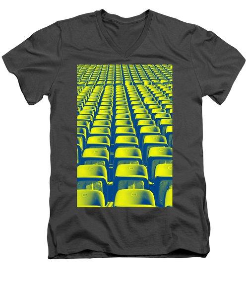 Seats Men's V-Neck T-Shirt