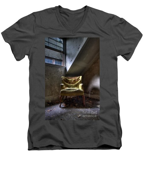 Silence Within Men's V-Neck T-Shirt