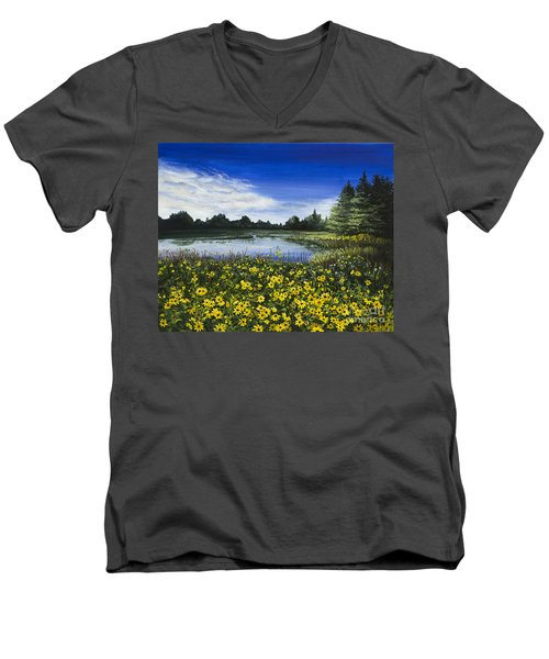 Summer Susans Men's V-Neck T-Shirt