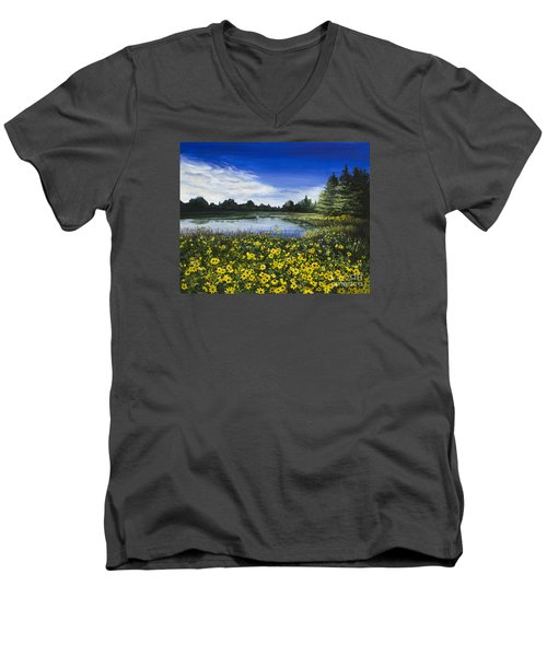 Summer Susans Men's V-Neck T-Shirt