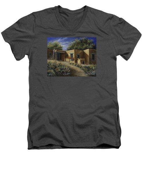 Sunny Day Men's V-Neck T-Shirt