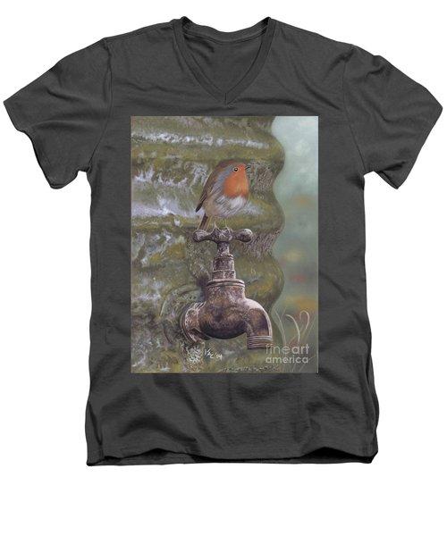 The Constant Gardener Men's V-Neck T-Shirt