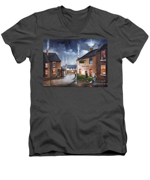 The Hundred House - Lye Men's V-Neck T-Shirt