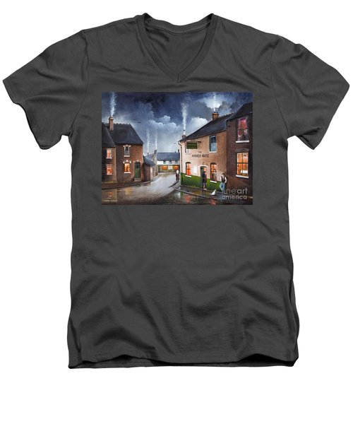 The Hundred House - Lye Men's V-Neck T-Shirt