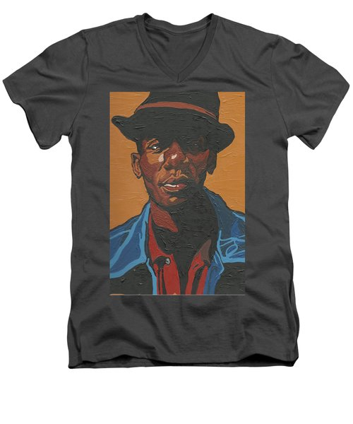 The Most Beautiful Boogie Man Men's V-Neck T-Shirt