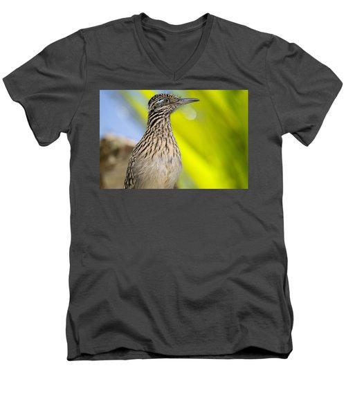 The Roadrunner  Men's V-Neck T-Shirt