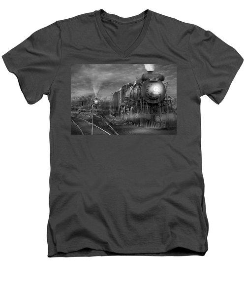 The Yard Men's V-Neck T-Shirt