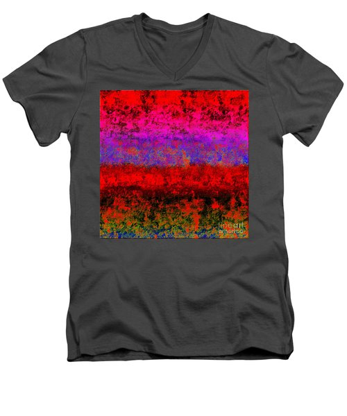 1423 Abstract Thought Men's V-Neck T-Shirt