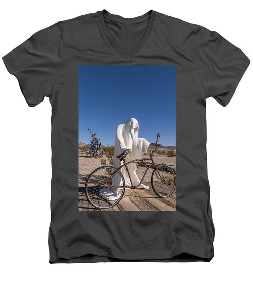 Rhyolite Men's V-Neck T-Shirt