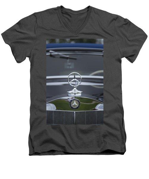 1937 Mercedes Benz Men's V-Neck T-Shirt