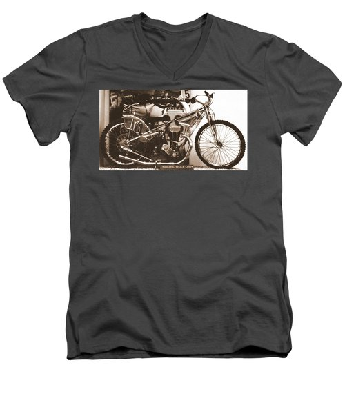 1950 Rotrax-jap Men's V-Neck T-Shirt