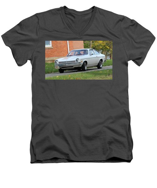 1971 Chevrolet Vega Men's V-Neck T-Shirt