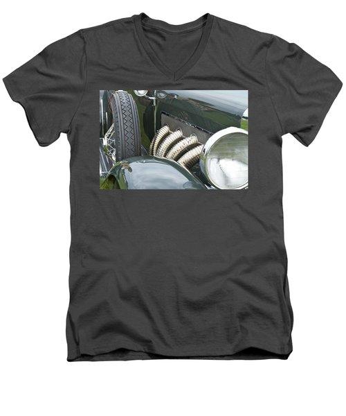 1932 Duesenburg Men's V-Neck T-Shirt