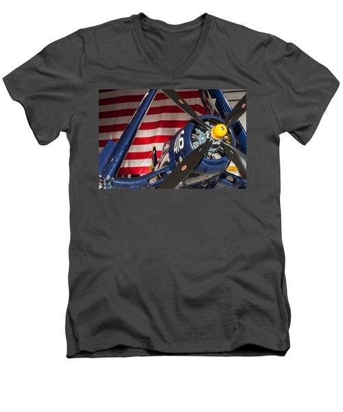 Corsair Men's V-Neck T-Shirt