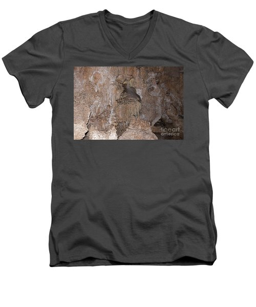 Dolls Theater Carlsbad Caverns National Park Men's V-Neck T-Shirt