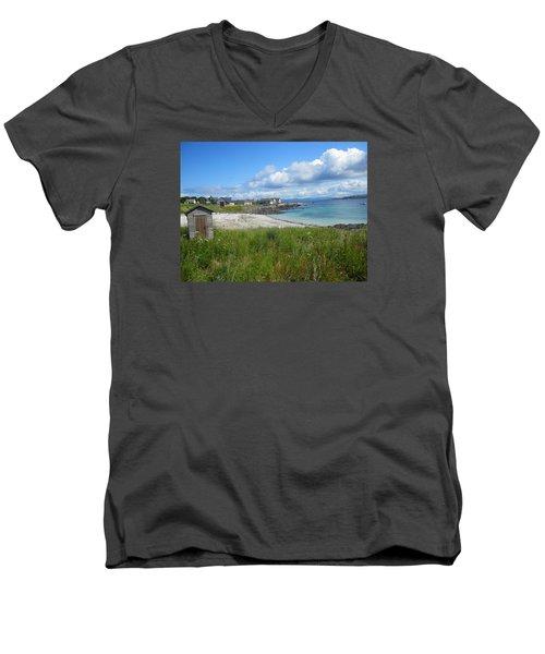 Iona Beach Men's V-Neck T-Shirt