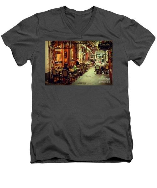 Memory Lane Men's V-Neck T-Shirt