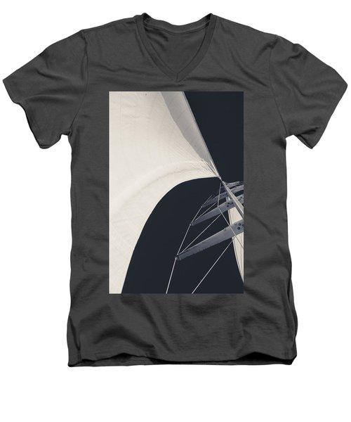Obsession Sails 10 Men's V-Neck T-Shirt