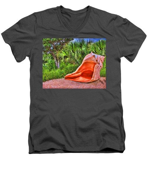Shell Attack Men's V-Neck T-Shirt